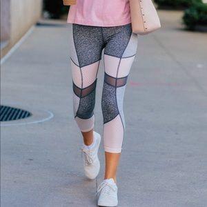 Zella Colorblock Leggings